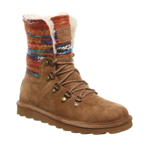 Bearpaw Maria Leather Boot