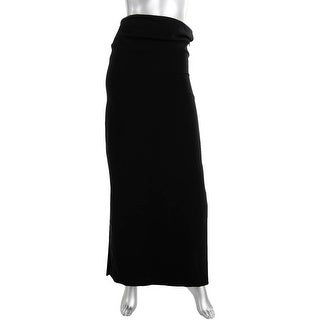 Elizabeth and James Womens Strapless Side Slits Cocktail Dress - XS