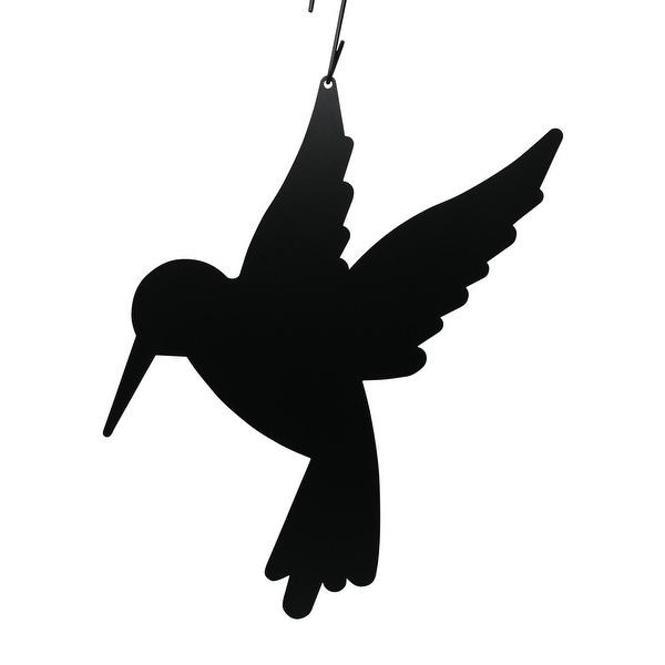 shop hummingbird decorative hanging silhouette free shipping on