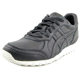 Onitsuka Tiger by Asics Colorado Eighty-Five Women Leather Black Sneakers