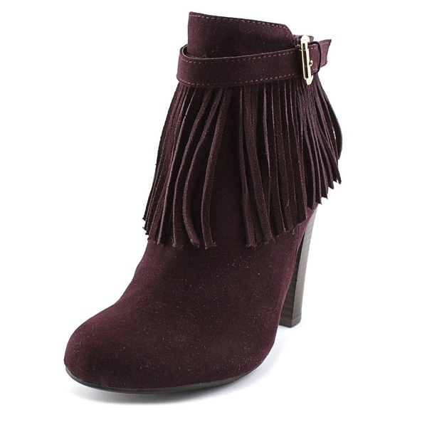 Material Girl Persia Women Wine Boots