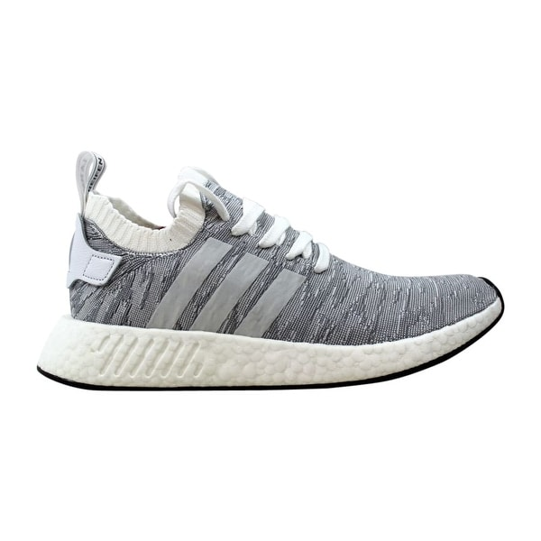 27cd345983e6c Shop Adidas NMD R2 PK W Running White Running White-Core Black BY9520  Women s - Free Shipping Today - Overstock - 27993516