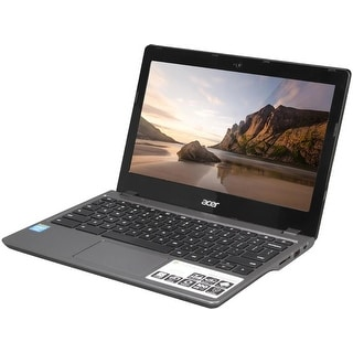 Link to Acer Chromebook C720-2827 Intel Celeron 16GB SSD Chrome OS B Grade Similar Items in Laptops & Accessories