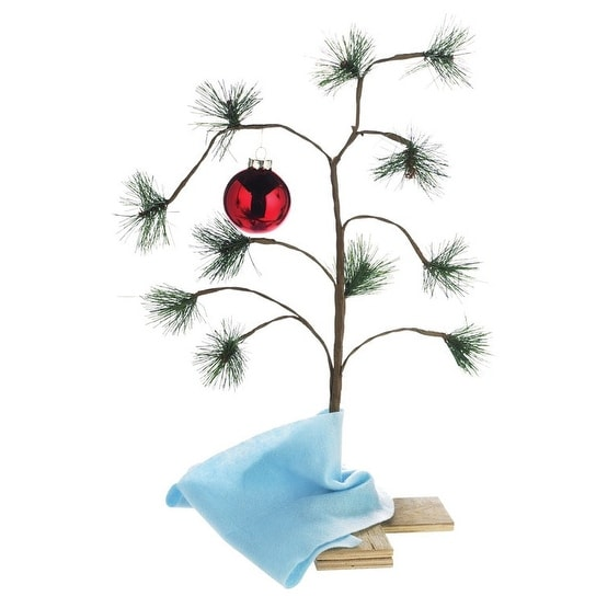 Shop Product Works 87770 Peanuts Charlie Brown Christmas Tree 24 H