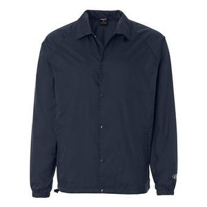 Rawlings Nylon Coach's Jacket - Navy - L
