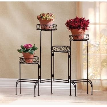 4-Tier Plant Stand Screen