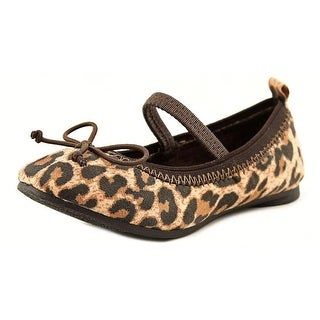 Kenneth Cole Reaction Copy Tap 2 Round Toe Synthetic Flats