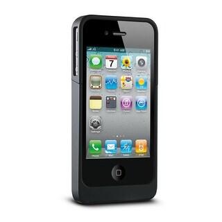 Technocel Powerpak Case for Apple iPhone 4/4S (Black)