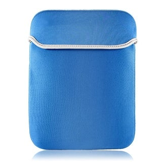 "9"" Neoprene Protective Notebook Laptop Sleeve for Tablet PC Blue"