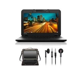 Lenovo 80S6001VUS N22 Notebook w/ Windows 10 Pro 64 bit & 4 GB DDR3L SDRAM