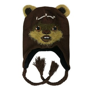 Star Wars Ewok Women's Peruvian Knit Hat|https://ak1.ostkcdn.com/images/products/is/images/direct/1faa78de30038d42f118af56b9d2098d71563cd5/Star-Wars-Ewok-Women%27s-Peruvian-Knit-Hat.jpg?_ostk_perf_=percv&impolicy=medium