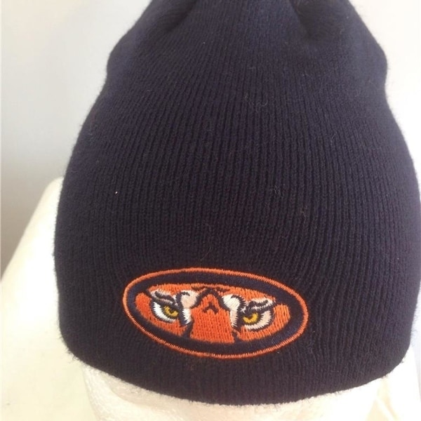 Shop Auburn Tigers Youth Unisex OSFA Black Beanie Hat Cap - On Sale - Free  Shipping On Orders Over  45 - Overstock.com - 23073682 62880f21643f