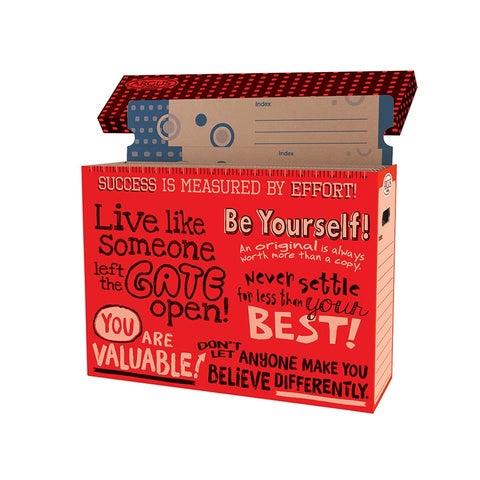 Poster Storage Box File N Save