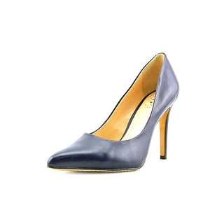 Vince Camuto Kain Pointed Toe Leather Heels