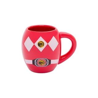 Red Ranger 18oz Mug from the Power Rangers