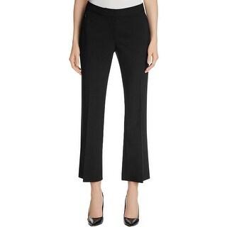 Elie Tahari Womens Harper Dress Pants Wool Classic Fit