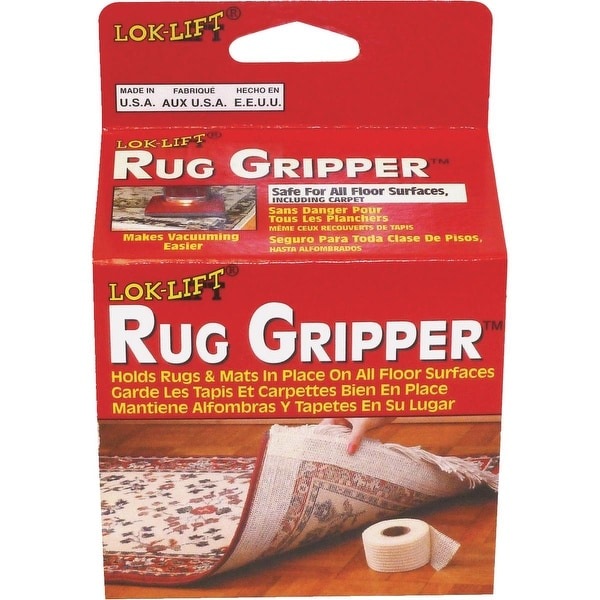 Lok-Lift 2-1/2X25' Nonsl Rug Grip