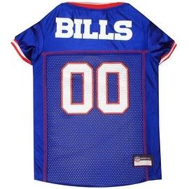 NFL Buffalo Bills Pet Jersey