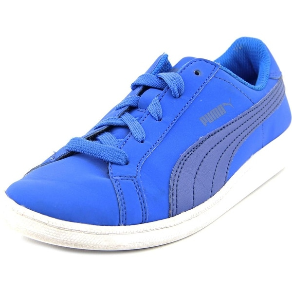 Puma Smash FUN Buck Jr Youth Round Toe Synthetic Blue Sneakers