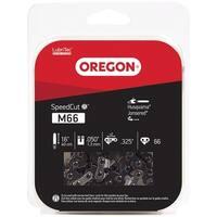 "Oregon M66 SpeedCut Chainsaw Chain, 16"", 66 Links"