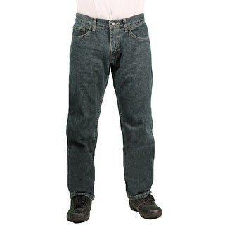 Lee Dungarees Men's Straight Fit Jean