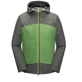Jack Wolfskin Men's Airrow Rain Jacket - Waterproof Texapore, In 4 colors