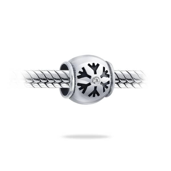 .925 Sterling Silver ARIES ZODIAC SIGN EUROPEAN Dangle Bead CHARM