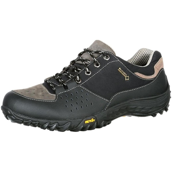 Rocky Outdoor Shoes Mens Silenthunter Waterproof Oxford Black