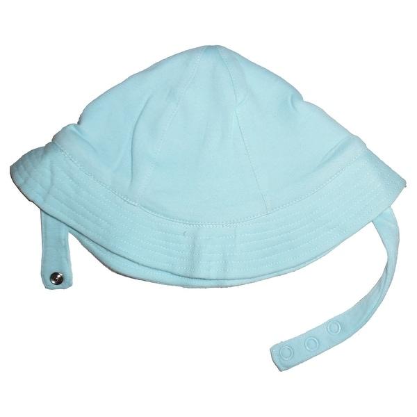 Bambini Pastel Aqua Sun Hat - Size - 6-12M - Unisex