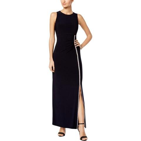 MSK Womens Evening Dress Full-Length Embellished