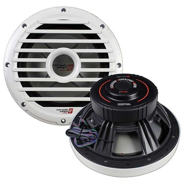 """Cerwin Vega Rpm 10"""" 4Ohm Svc Marine Subwoofer For Sealed/Vented Applications - 400W Max / 200W Rms"""