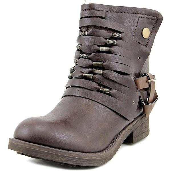 Coolway Baru Women Brown Boots