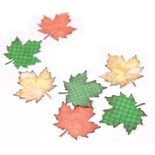 "Large Punch-Maple Leaf, 2.25"""