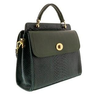 HS 5260 VV CELIA Leather Satchel/Shoulder Bag