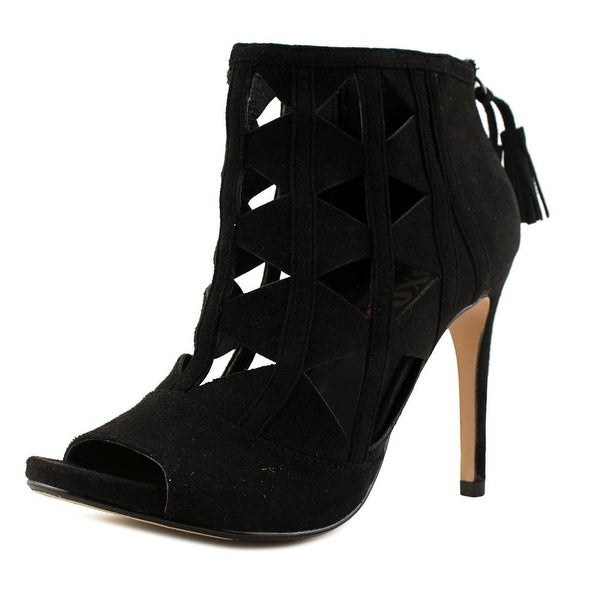 XOXO Catalina Women Black Sandals