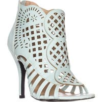 Dolce by mojo moxy Kojo Caged Booties, Light Blue