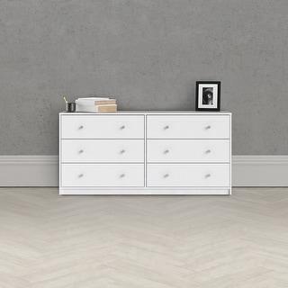 Link to Porch & Den Zoe 6-drawer Double Dresser Similar Items in Bedroom Furniture