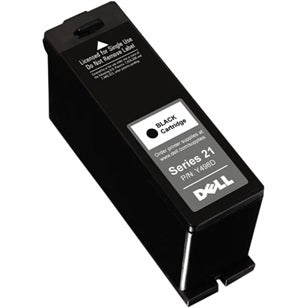 Dell U313R Dell U313R Ink Cartridge - Black - Inkjet - 1 Pack - OEM