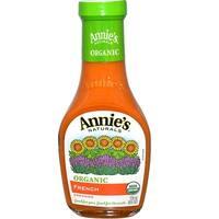 Annie's Naturals Organic Dressing French - Case of 6 - 8 fl oz.