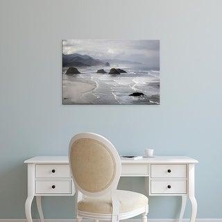 Easy Art Prints Jamie & Judy Wild's 'Crescent Beach' Premium Canvas Art