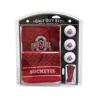 Ohio State University Embroidered Towel Gift Set