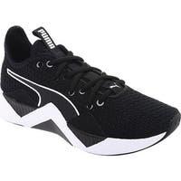Shop PUMA Women s Incite FS Sneaker Puma Black Knockout Pink - Free ... 31b721ad7