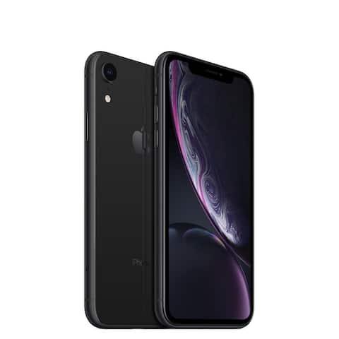Apple iPhone Xr 128gb Black Unlocked Refurbished