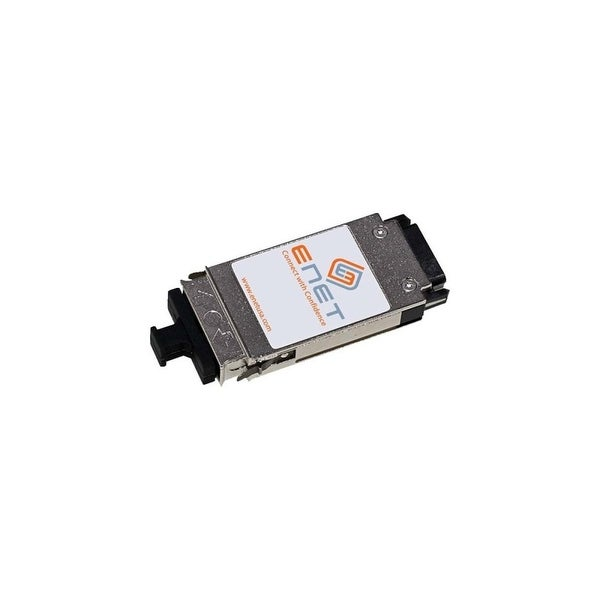 ENET AGM722F-ENC Netgear Compatible AGM722F 1000BASE-LX/LH GBIC 1310nm 10km Duplex SC MMF/SMF 100% Tested Lifetime warranty and
