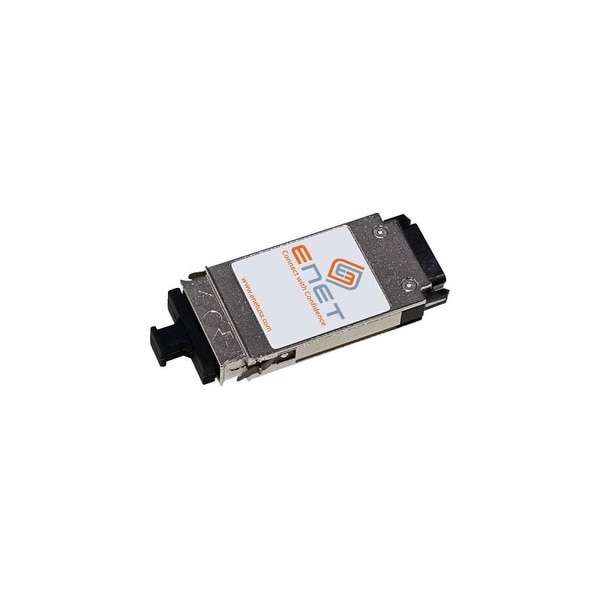 ENET SMCBGLSCX1-ENC SMC Compatible SMCBGLSCX1 1000BASE-LX/LH GBIC 1310nm 10km Duplex SC MMF/SMF 100% Tested Lifetime warranty