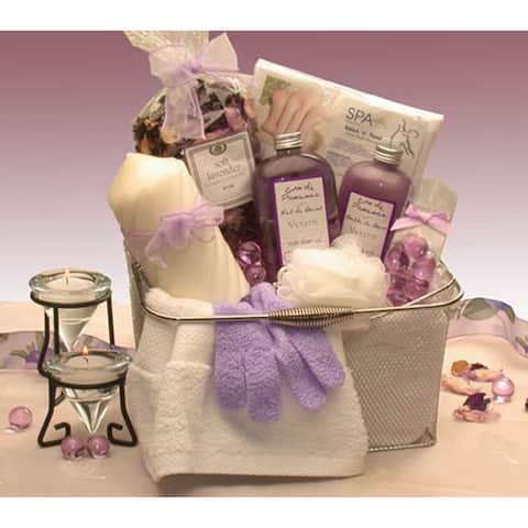 Bath and Body Spa Caddy Medium
