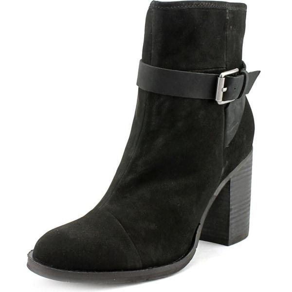 Mia Heritage Eileen Women Black Boots