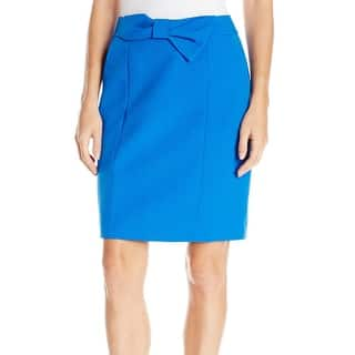Anne Klein NEW Blue Women's Size 12 Bow-Front Textured A-Line Skirt|https://ak1.ostkcdn.com/images/products/is/images/direct/1fc37b7d62acdd9eda8d2e50836815916998d3a9/Anne-Klein-NEW-Blue-Women%27s-Size-12-Bow-Front-Textured-A-Line-Skirt.jpg?impolicy=medium