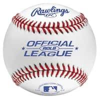 Rawlings Official League Baseball (Dozen) White