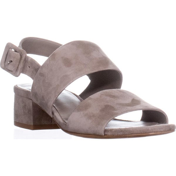 VINCE Taye Slingback Sandals, Woodsmoke